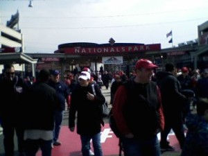 Nats Park 4-01-13